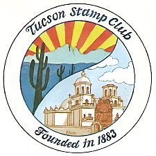 Greetings from the Tucson Stamp Club
